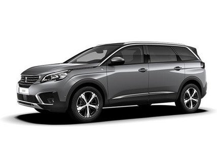 PEUGEOT 5008 SUV Crossway Special Edition Exterior