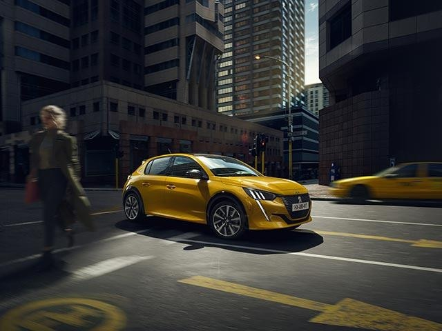 New PEUGEOT 208 Hatchback | Irresistable Design