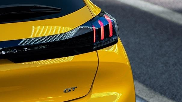 New PEUGEOT 208 Hatchback Design | Full LED Lights