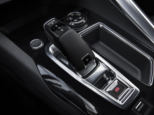Peugeot Efficiency - EAT6 Automatic Gearbox - Commande électrique impulsionnelle New 3008