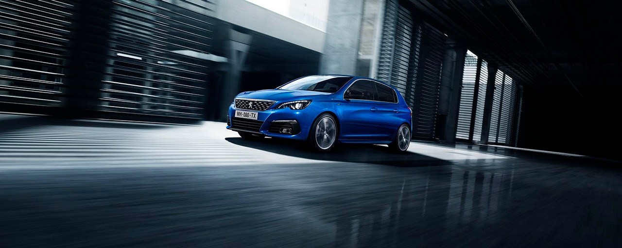 Ultimate design - All-new compact PEUGEOT 308
