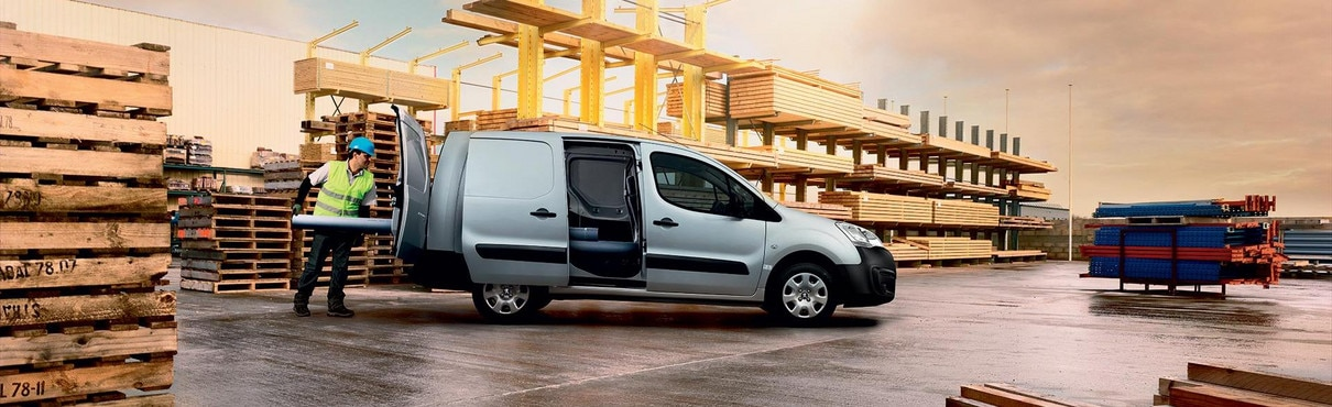 PEUGEOT Partner van accessories