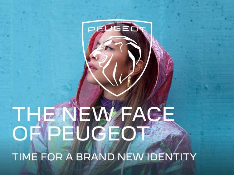 PEUGEOT - THE NEW FACE OF PEUGEOT