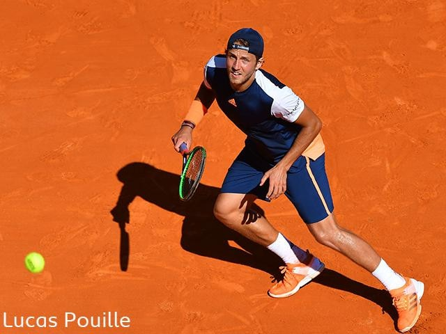 Lucas Pouille legend