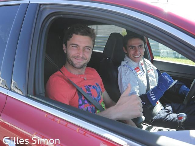 Gilles Simon legend