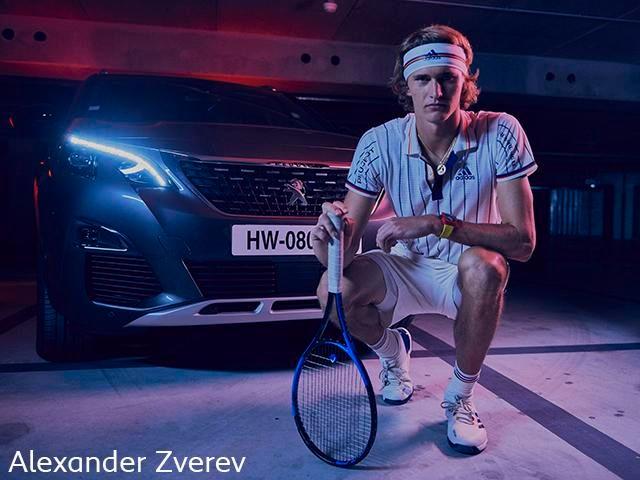 Alexander Zverev legend