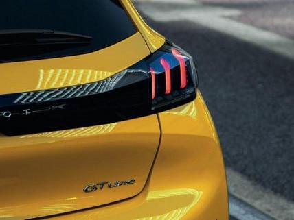 PEUGEOT Brand New Look | Rear Lights