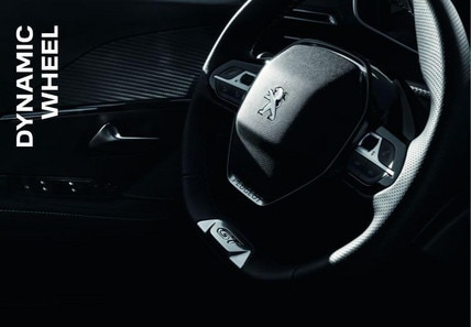PEUGEOT New Experience | Dynamic Wheel