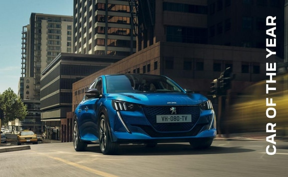 PEUGEOT Runaway Winner | Car of the Year