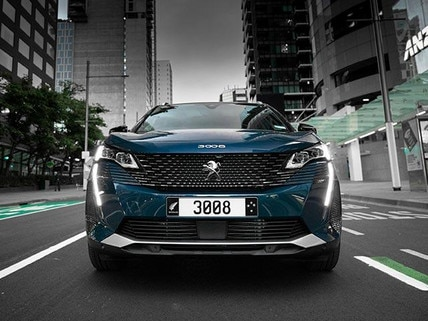 PEUGEOT 3008 SUV Highlights | Design