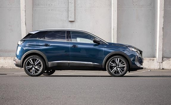 PEUGEOT 3008 SUV Key Features