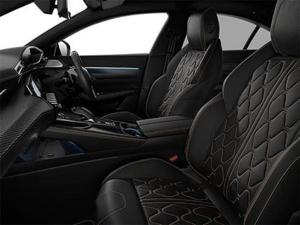 New PEUGEOT 508 SW full nappa leather interior