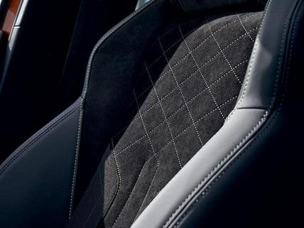 New PEUGEOT e-208 100% Electric Car Design | Exclusive Alcantara / Cloth Trim