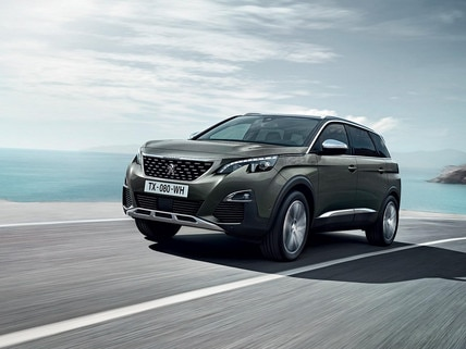 PEUGEOT 5008 SUV GT 7 seat
