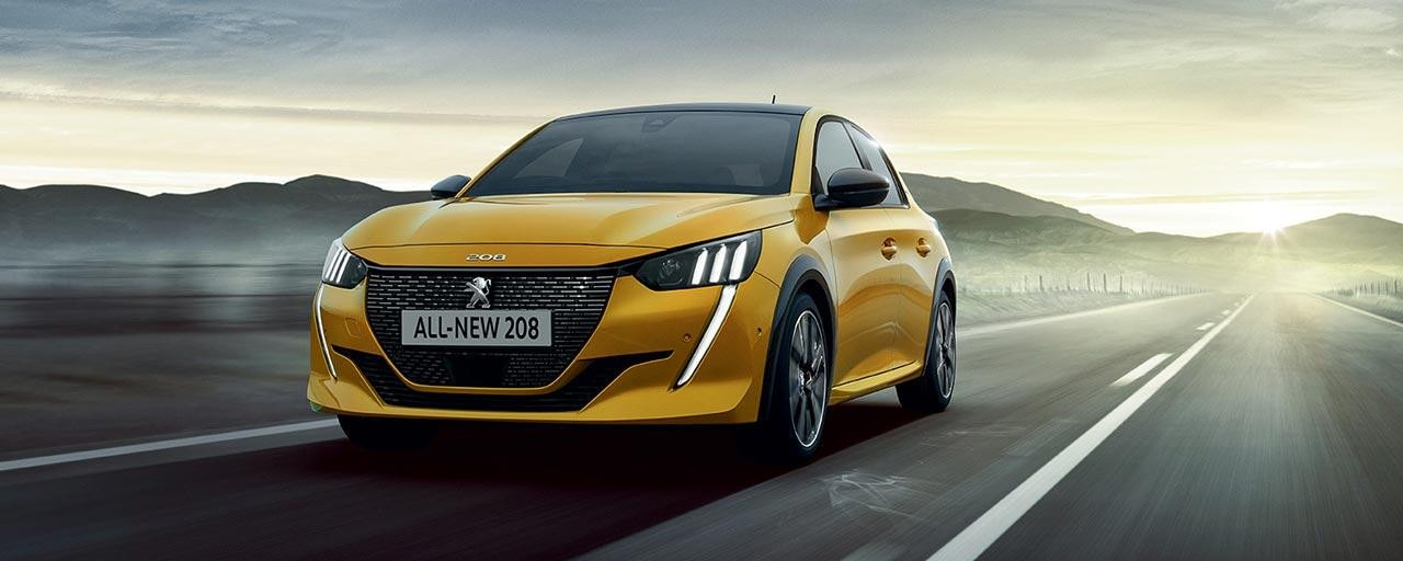New PEUGEOT 208 Small Car Hatchback | 2020 European Car of the Year