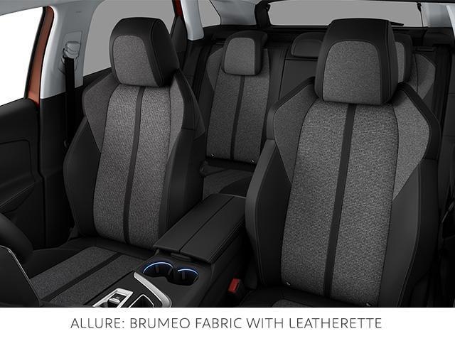 PEUGEOT 3008 SUV Allure seat trim