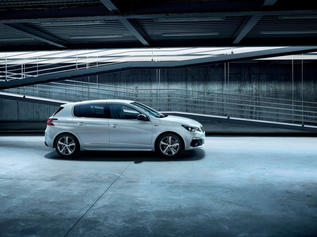 Design Peugeot 308 Showroom Hatchback