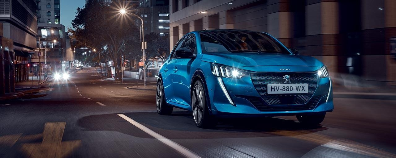 Charging Your PEUGEOT Electric Vehicle | Energy Recovery Braking Function
