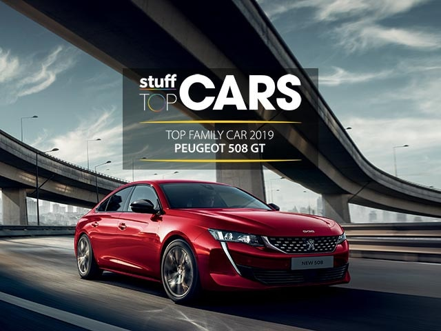 New PEUGEOT 508 Fastback | Stuff Motoring Top Family Car 2019