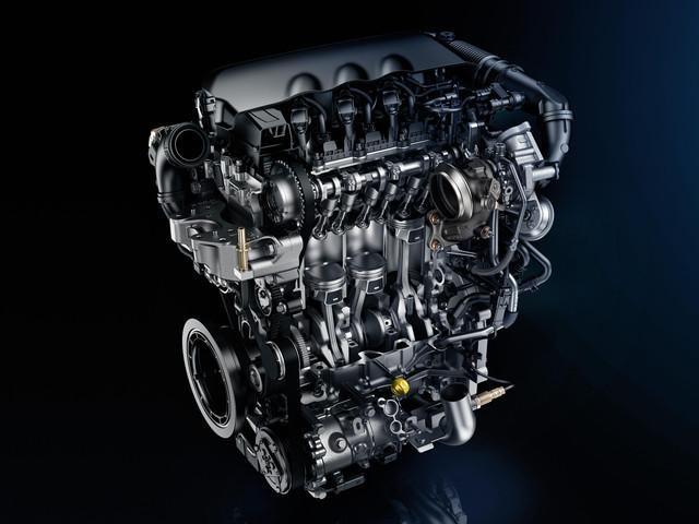 Peugeot PureTech Turbocharged Engine