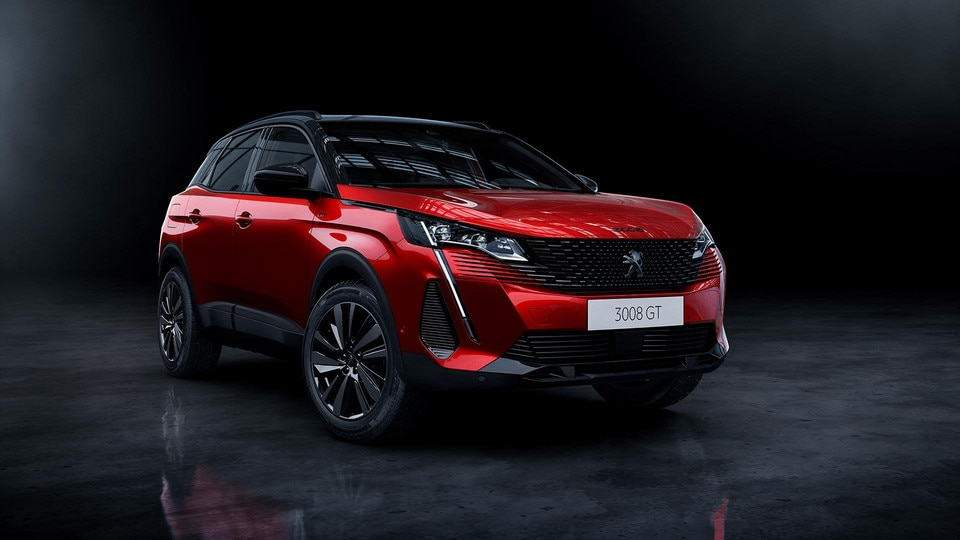 New PEUGEOT 3008 SUV | Image Gallery