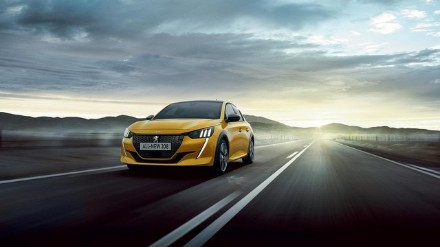 All-New PEUGEOT 208: Test Drive