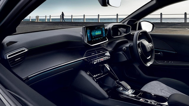 All-New PEUGEOT 208: PEUGEOTi-Cockpit Interior
