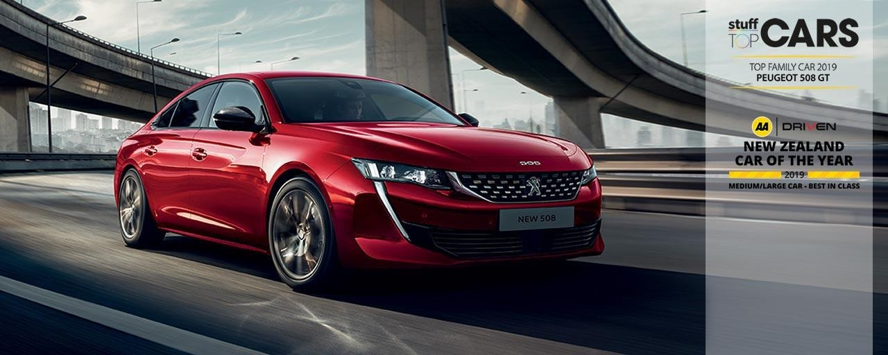 Multiple Award-Winning PEUGEOT 508 | Test Drive Today at your PEUGEOT Dealer