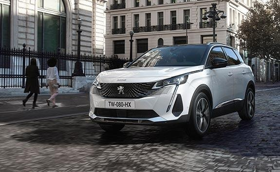Charging Your PEUGEOT Plug-In HYBRID Vehicle | Driving Modes: Electric