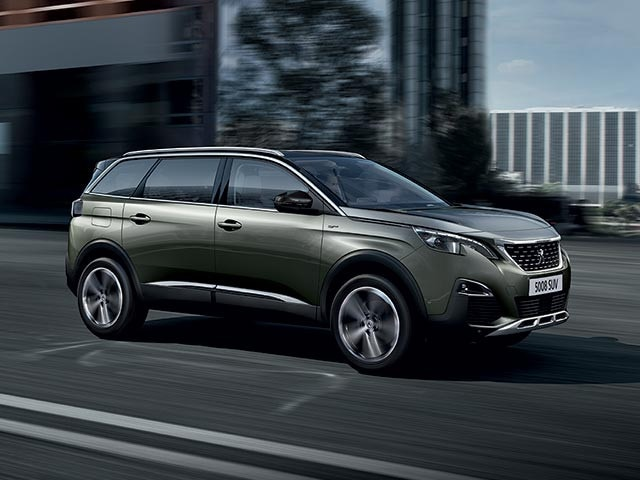 PEUGEOT 5008 SUV GT 7 Seater
