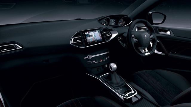 PEUGEOT 308 GT Line i-Cockpit interior