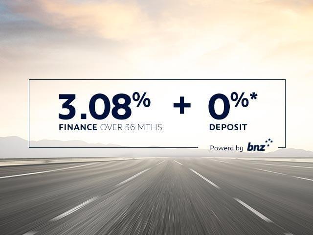 PEUGEOT 3.08% Finance Offer*