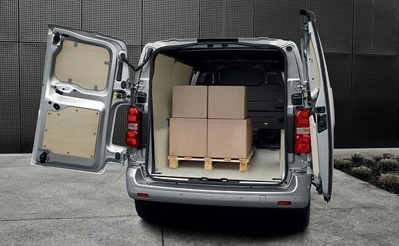 PEUGEOT Expert Van Cargo Area