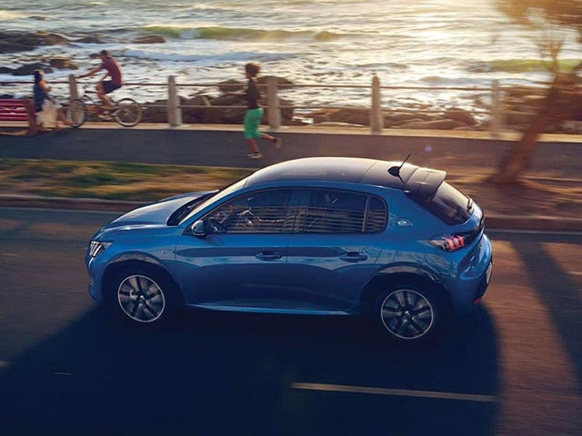 PEUGEOT Electric Cars Range | Drive Electric With PEUGEOT