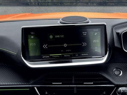 PEUGEOT 2008 SUV i-Cockpit | Music