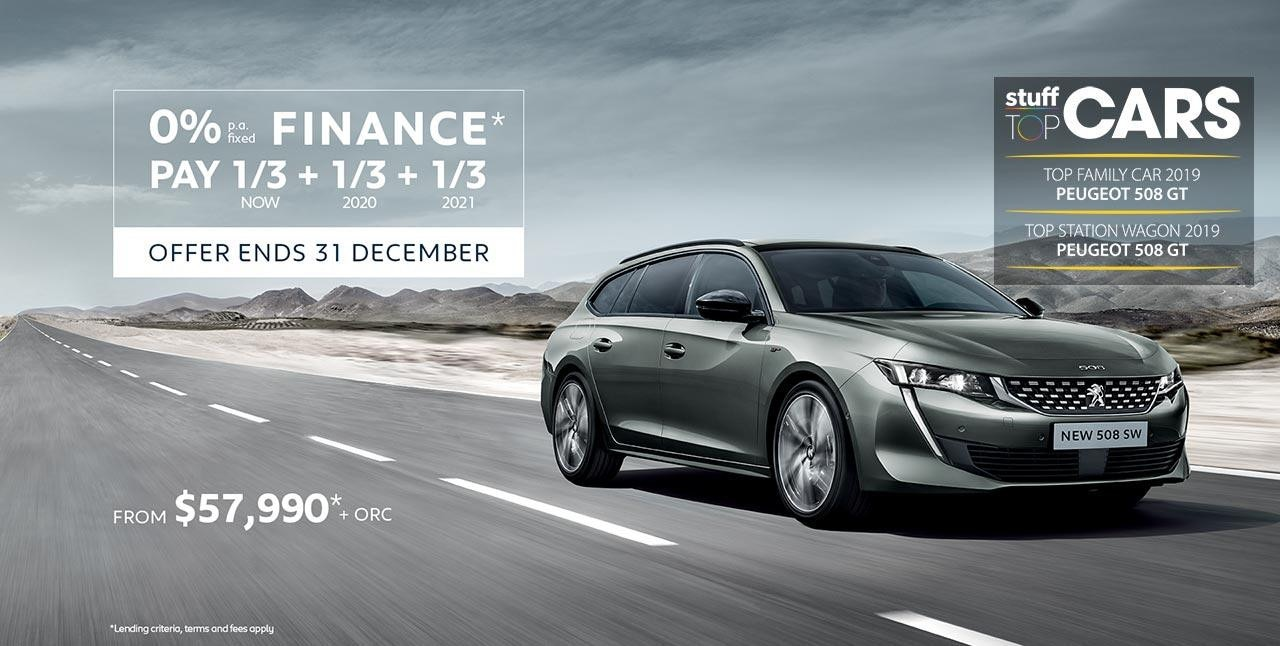 PEUGEOT 508 SW Value   Buy Now With Attractive Finance Offer