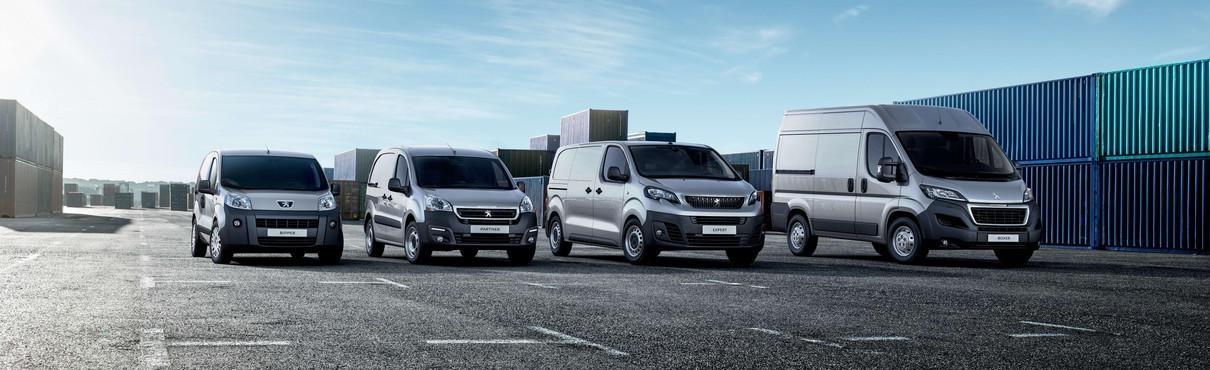 Peugeot Professionnel