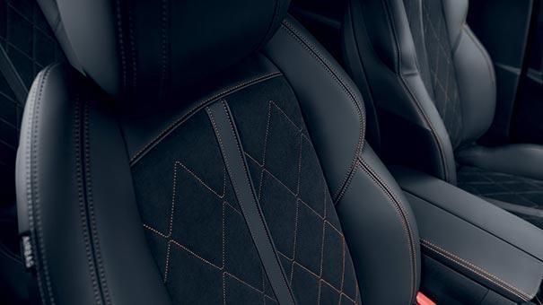 PEUGEOT 508 Fastback Design | Trims
