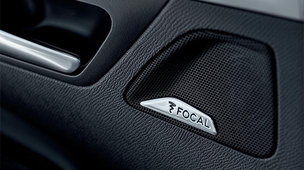 PEUGEOT 3008 SUV Driver's Seat | Focal Premium HiFi Sound