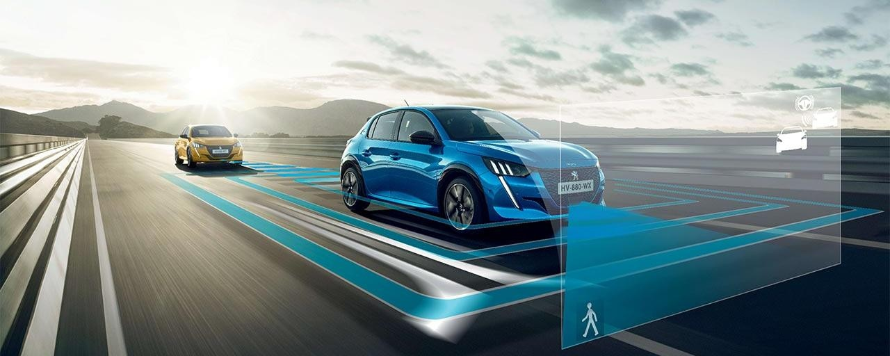 New PEUGEOT 208 Hatchback | Technology