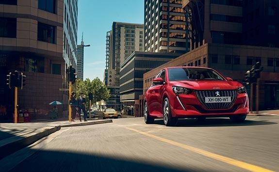 New PEUGEOT 208 Hatchback Technology | Driver Assist