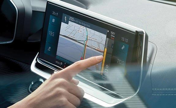PEUGEOT Electric Car Range | Factors Affecting Your Vehicle's Range | Topography