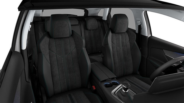 PEUGEOT 3008 SUV Crossway Special Edition Interior Design