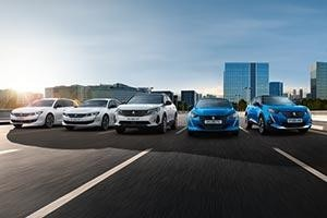 PEUGEOT iOWN Intelligent New Car Ownership | PEUGEOT New Car And SUV Range