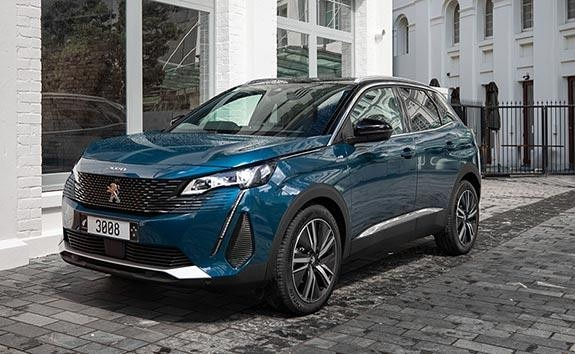 PEUGEOT 3008 SUV With iOWN Intelligent Ownership | From $149 per week* and Guaranteed Future Value
