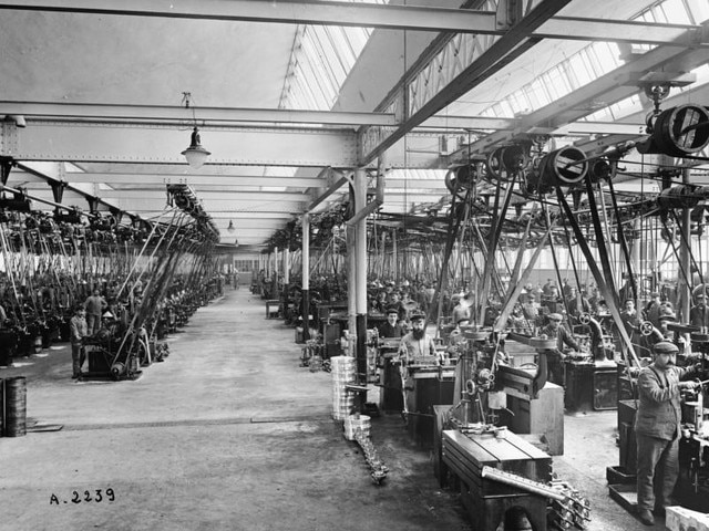 The family adventure – 1896 manufacture of bicycles and tooling
