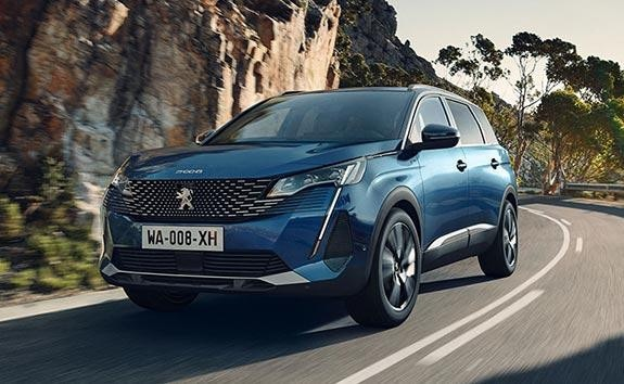 PEUGEOT 5008 SUV With iOWN Intelligent Ownership | From $179 per week* and Guaranteed Future Value