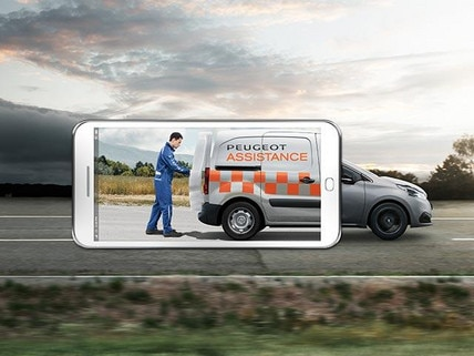 PEUGEOT 5 Year Roadside Assist Offer