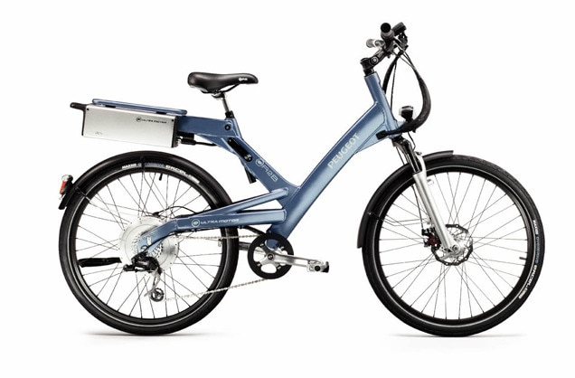 Two-wheelers – first electric cycle launched in 2009
