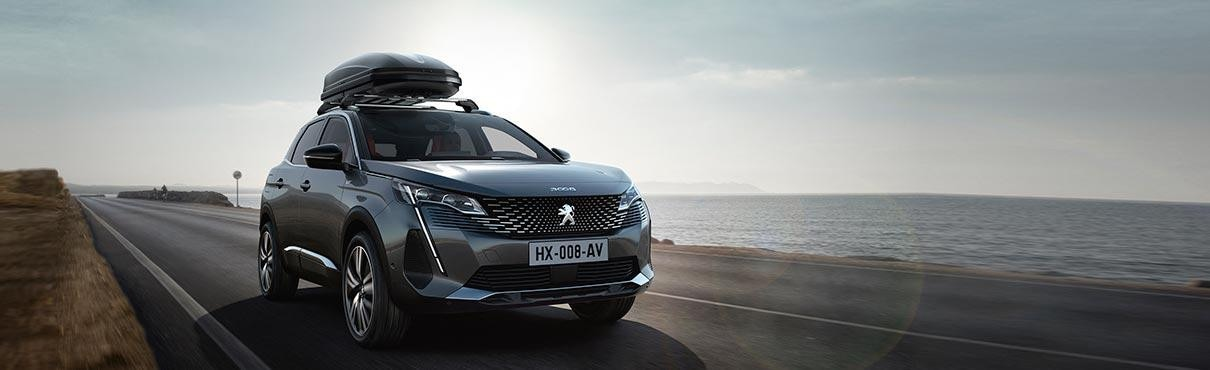 New PEUGEOT 3008 SUV | Accessories